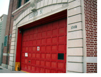 squad 61 apparatus door